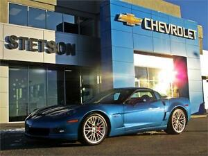 2009 Chevrolet Corvette Z06 7.0L Fixed Roof 3M Package