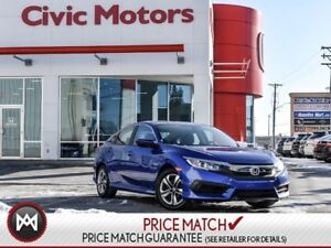 2018 Honda Civic LX - BLUETOOTH, HEATED SEATS, BACK UP CAMERA