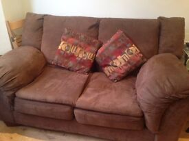 2 person sofa available - good condition