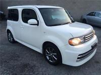 2010 NISSAN CUBE KROM PACKAGE, CERTIFIED &E-TEST, ON SPECIAL