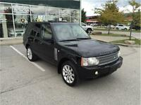 2007 LAND ROVER RANGE ROVER SC*NAVI*BK-UP-CAM*LOADED*NO ACCIDENT