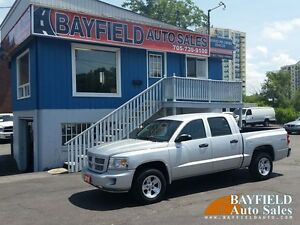 2010 Dodge Dakota SXT Crew Cab 4x4 **Alloys/Power Group**