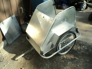 Trade this bike trailer for a utility trailer or same frame.