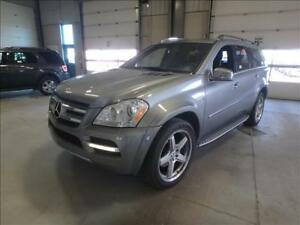 2012 Mercedes-Benz GL350 Blue tech SUV, Crossover
