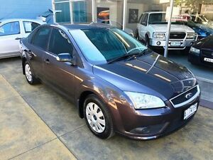 2008 Ford Focus LT CL Purple 4 Speed Automatic Sedan Hobart CBD Hobart City Preview