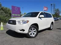 """2008 Toyota Highlander """" 7 PASSENGERS"""" NO ACCIDENTS"""" 4WD"""""""