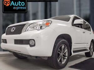 2013 Lexus GX 460 Ultra Premium GX460 with NAV, sunroof, heated