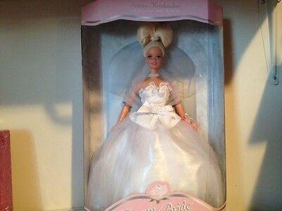 Dream Bride Barbie Doll NRFB Service Merchandise Special Edition 1996