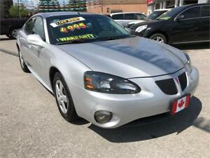 2005 Pontiac Grand Prix SEDAN...MINT CONDITION...ONLY $4900.