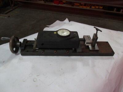 Ametek 100 Lb Hand Wheel Operated Test Stand