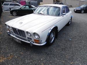 1973 Jaguar XJ6 Sedan Woodside Adelaide Hills Preview