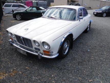 1973 Jaguar XJ6 Sedan Woodside Adelaide Hills Preview