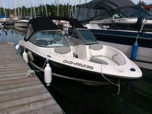 Like New Bayliner BR175