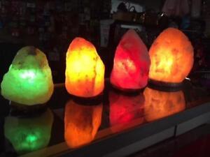 BRAND NEW HIMALAYAN SALT LAMPS