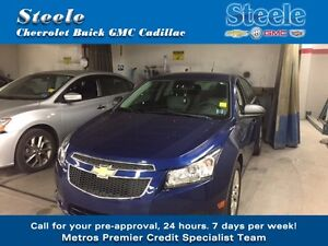 2012 Chevrolet CRUZE  Automatic Only 35Km's !!!!