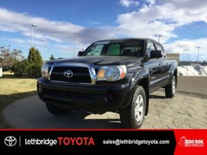 2011 Toyota Tacoma TEXT 403.393.1123 for more info!