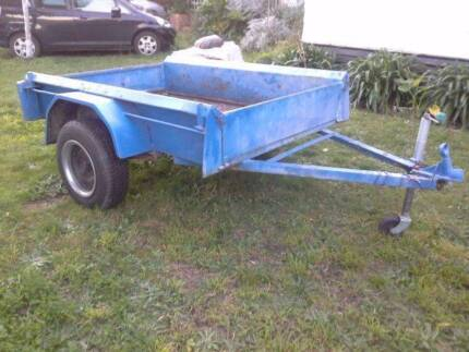 Wanted: TRAILER ANY CONDITION OR SIZE WANTED PRIVATE