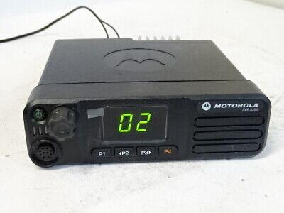 Motorola Xpr 5350 Vhf Aam28jnc9ka1an 136-174 Mhz 1-25watts