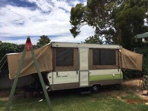 Jayco Swan pop up campervan Murray Bridge Murray Bridge Area Preview