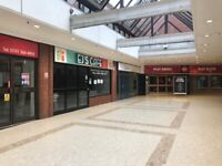 SHOP TO LET - SOUTH SHIELDS - DENMARK CENTRE