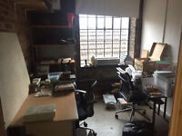 Office/Artist Studio available now