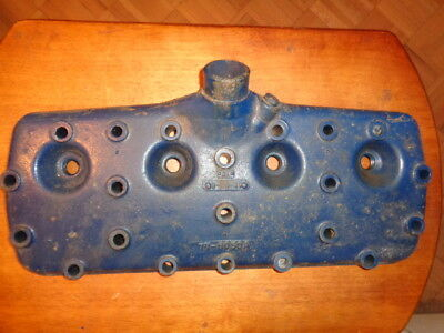 Used Ford Flathead V8 21 Stud Head Left 77-6050A 1937-1938 Cast Date 8-29-41