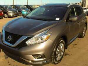 2018 Nissan Murano SL 4dr All-wheel Drive
