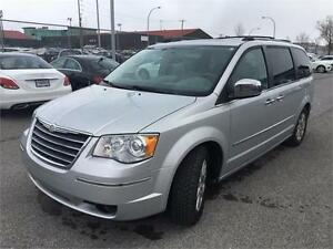 2009 CHRYSLER TOWN & COUNTRY LIMITED CUIR, TOIT, NAVI, DVD, FULL