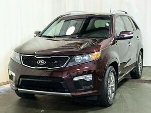 2013 Kia Sorento SX V6 AWD 7-Passenger w/ Navigation, Leather, P