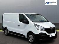 2015 Renault Trafic SL29 BUSINESS PLUS ENERGY DCI L/R P/V Diesel white Manual