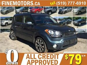 2013 KIA SOUL 4U * HEATED SEATS * REAR CAM * BLUETOOTH/USB