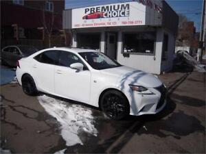 2015 Lexus IS 350 FType AWD... WE FINANCE EVERYONE...0 DOWN oac