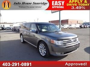 2010 Ford Flex LIMITED NAVI BCAM