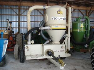 Electric Grain Vac For Sale