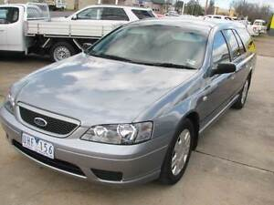 2006 Ford Falcon Wagon Ararat Ararat Area Preview