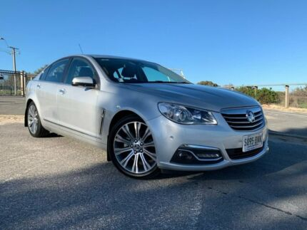 2014 Holden Calais VF MY14 V Silver 6 Speed Sports Automatic Sedan Port Adelaide Port Adelaide Area Preview