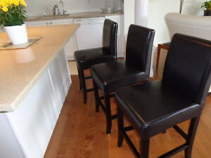 counter chairs Kitchener / Waterloo Kitchener Area image 2