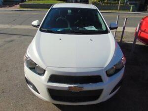 Chevrolet Sonic 5dr HB LT 2012