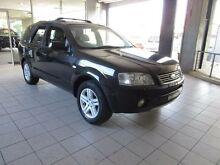 2005 Ford Territory SX Ghia (RWD) Black 4 Speed Auto Seq Sportshift Wagon Thornleigh Hornsby Area Preview