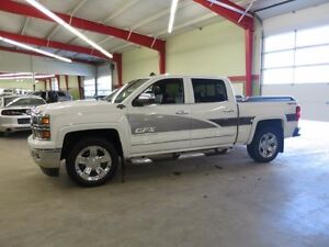 2014 Chevrolet Silverado 1500 5.3L GFX Navigation- Ask about Scr