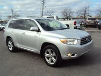 2008 Toyota Highlander Limited AWD 7PASS BLUETOOTH LEATHER SUNRO Ottawa Ottawa / Gatineau Area Preview