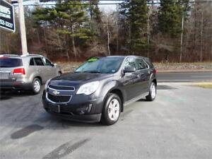 2014 CHEVROLET EQUINOX LS AWD...LOADED!! APPLY TODAY!!