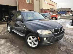 BMW X5 2007 AUTO / AWD / MAGS / CUIR / DVD PLAYER !!