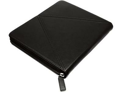 NEW Macally Premium Leather Case & Organizer for iPad 2