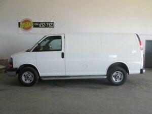 2015 GMC Savana 2500 2WT Paratransit Rear-wheel Drive Cargo Van