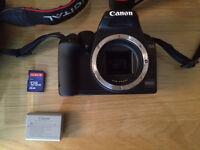 Caméra numérique Canon Rebel EOS 1000D