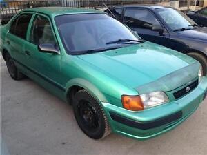 1999 Toyota Tercel CE