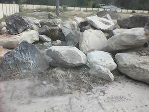 5 ton of LARGE bush/ feature / garden rock delivered Brisbane City Brisbane North West Preview