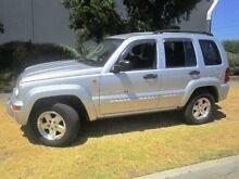 2003 Jeep Cherokee KJ Limited (4x4) Silver 4 Speed Automatic Wagon Tuerong Mornington Peninsula Preview