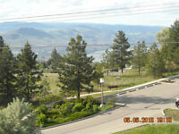 Beautiful view of Thompson River valley from 3 bedr Sahali condo
